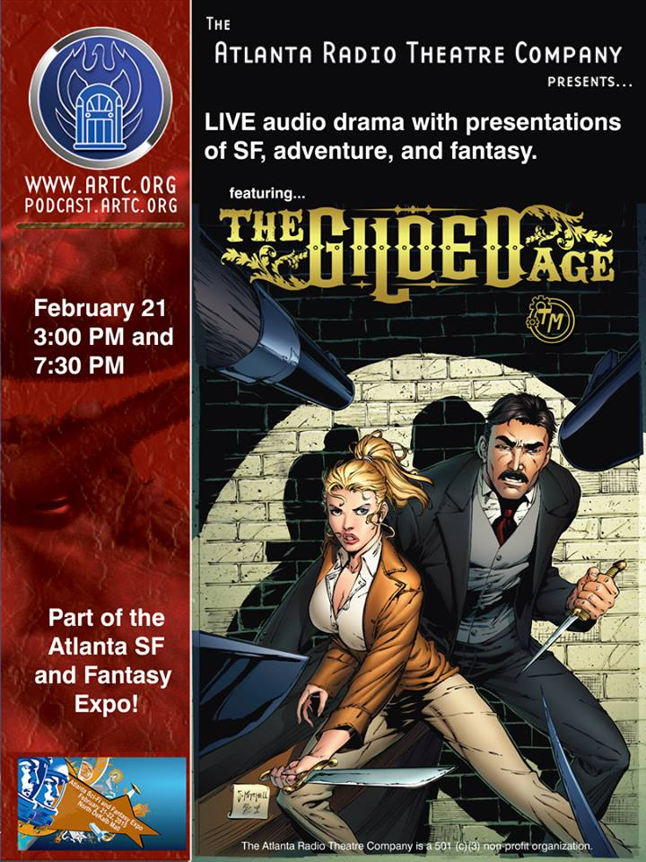 Gilded Age-Atlanta SF Expo